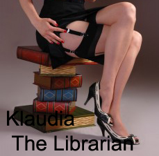 Klaudia The Librarian